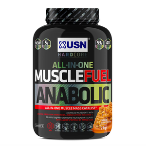 Muscle Fuel Anabolic 2020