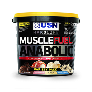 Muscle Fuel Anabolic 5,3kg 2020