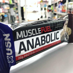 Muscle Fuel Anabolic Bars 2018