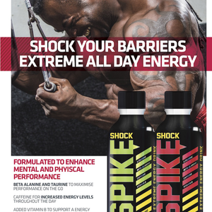 SPIKE SHOCK EXTREME ENERGY